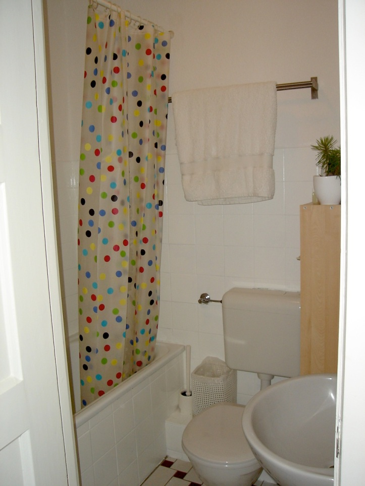 after budget small bathroom makeover