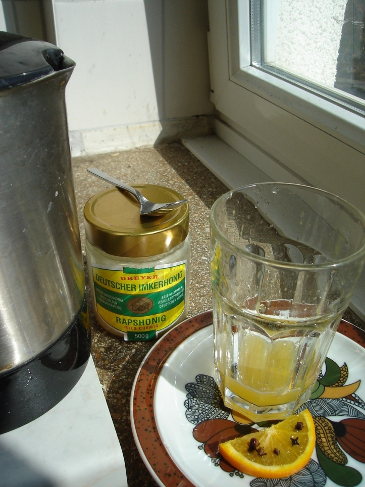 Traditional Home Remedy for Cold