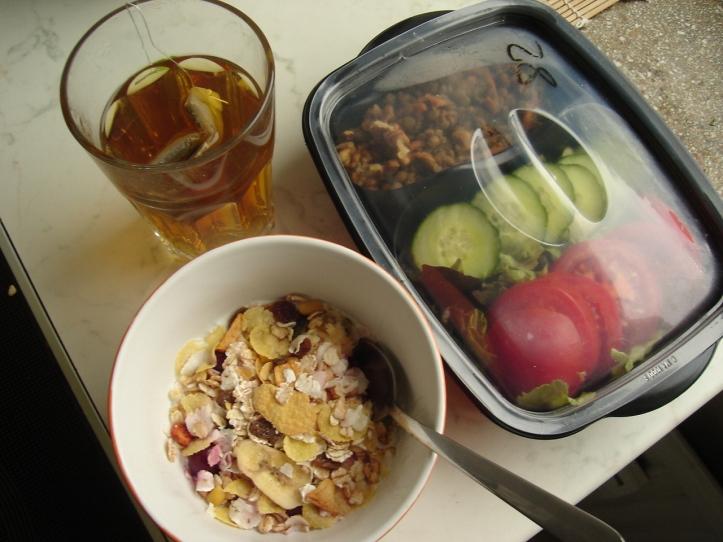 pre-made breakfast
