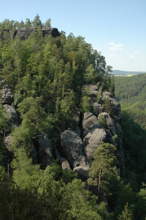 Saxon Switzerland Germany Landscape
