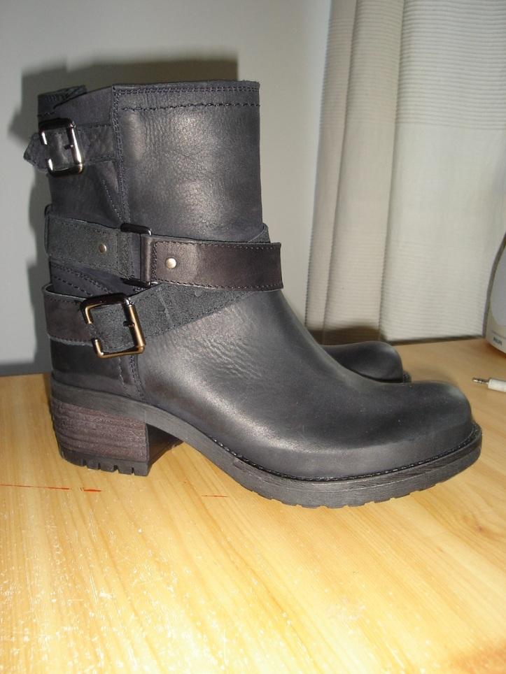biker boots italian