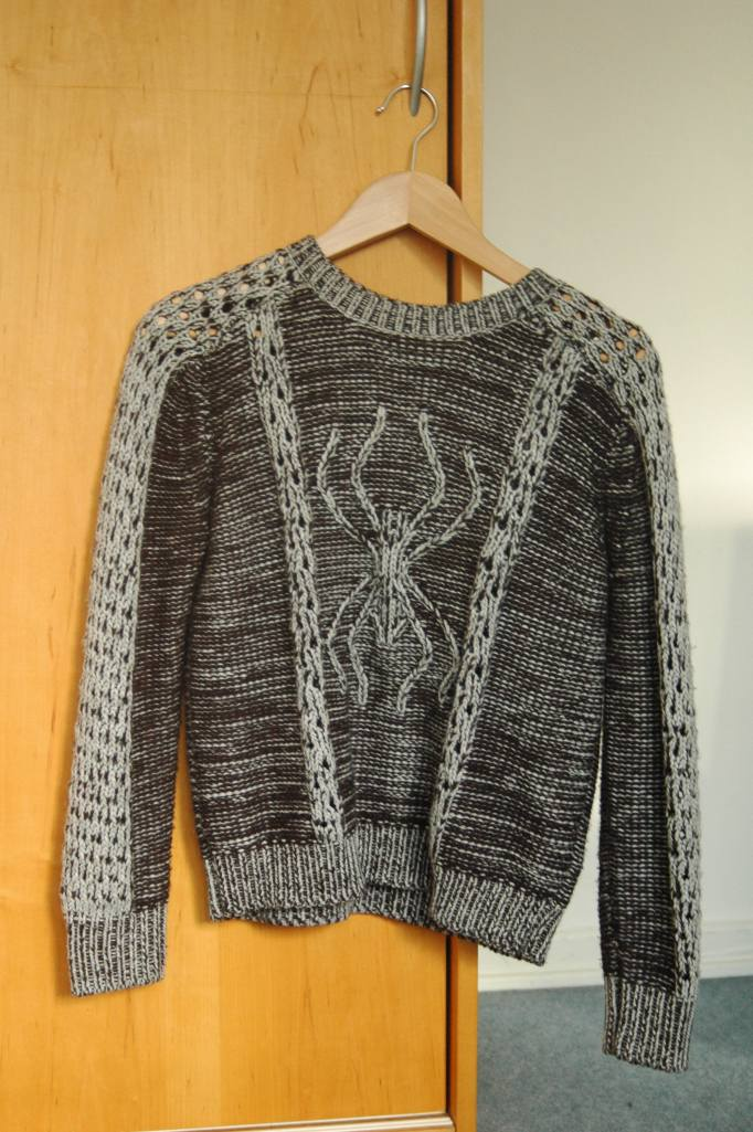 Topshop Spider Knit