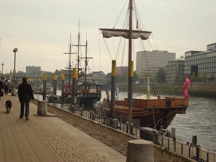 Bremen Riverside Walkway