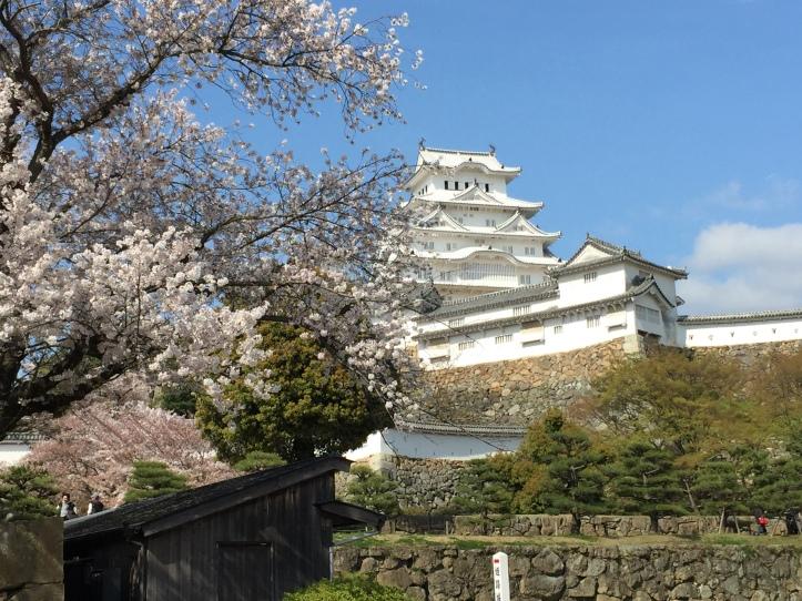himeji castle, japan, travel