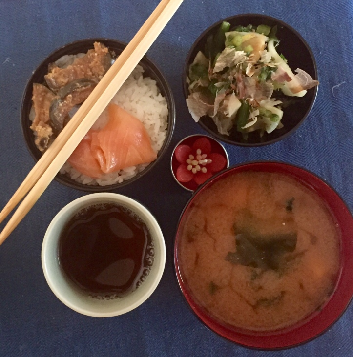 japanese food at home